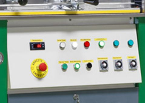skin packaging machine safety devices